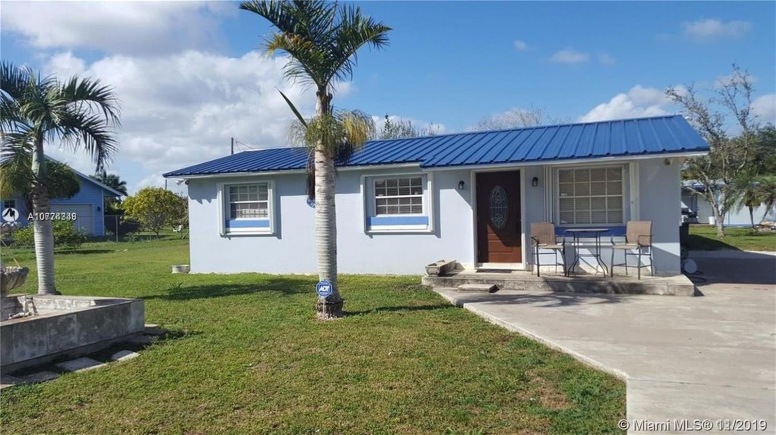 21351 SW 246 ST  For Sale A10774346, FL