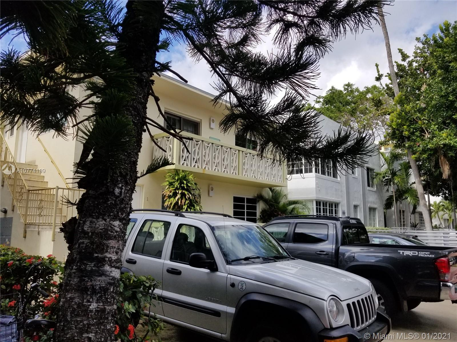 944  Meridian Ave #3 For Sale A10774199, FL