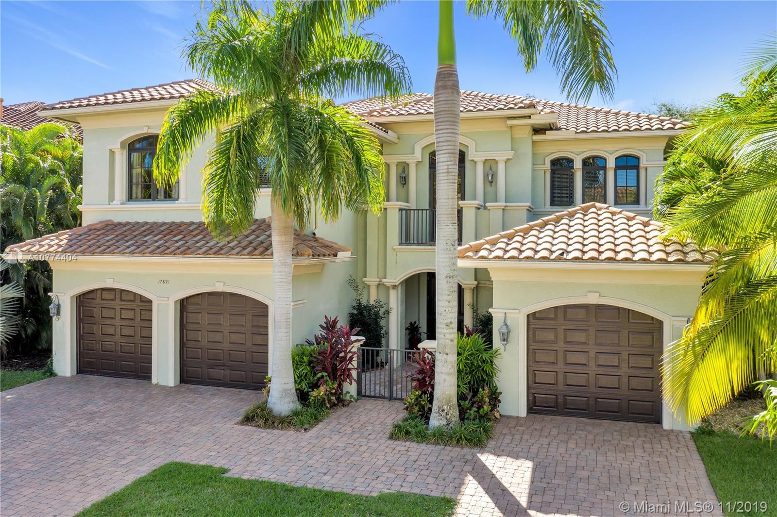 17891  Monte Vista Dr  For Sale A10774404, FL