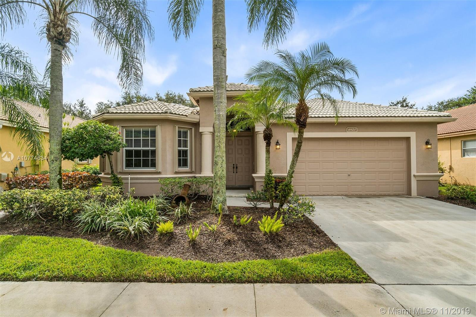 WELCOME TO YOUR NEW HOME.  BEAUTIFUL AND BRIGHT IN GATED COMMUNITY OF REGENCY LAKES 14' CEILINGS THROUGHOUT , GREAT ARCHITECTURE NOOKS AND SHELVES AT EVERY ANGLE. NEW COUNTERTOPS  IN KITCHEN. NEW LARGE CAPACITY WASHER&DRYER, NEW FLOORS IN LIVING ROOM, ALL LG APPLIANCES. WATER SOFTENER SYSTEM NEW A/C & WATER HEATER. 14 X 26 POOL WITH SALT WATER FILTRATION SYSTEM AND NEW PUMP AND HEATER. ACORDIAN SHUTTERS FOR ALL WINDOWS.  HOA INCLUDES SO MUCH, CUT AND TRIM ALL GRASS WEEKLY, FERTILIZE ANNUALLY, FREE ADT HOME SECURITY, BASIC CABLE, 24 HR MANNED GATE, CLUBHOUSE AND PARTY ROOM, COMMUNITY POOL, EXERCISE ROOM, TENNIS COURTS, KIDDIE PARK. EASY TO SHOW