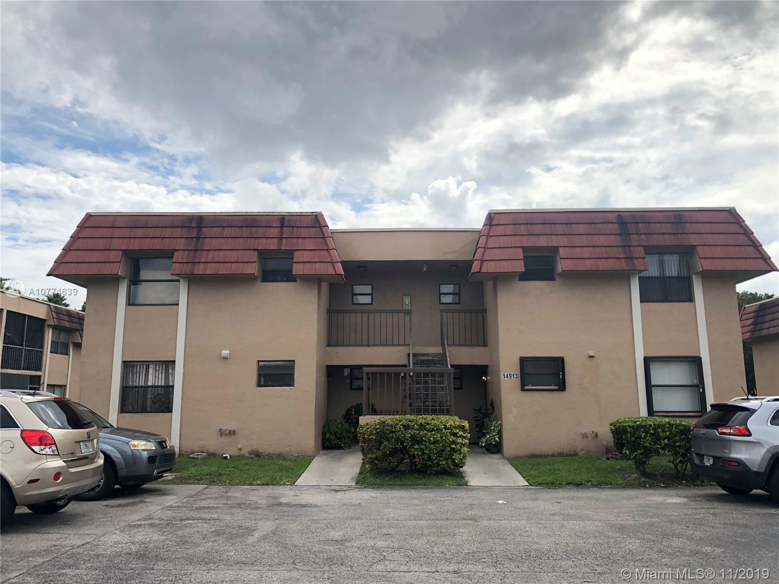 14913 SW 104th St #16-22 For Sale A10774639, FL