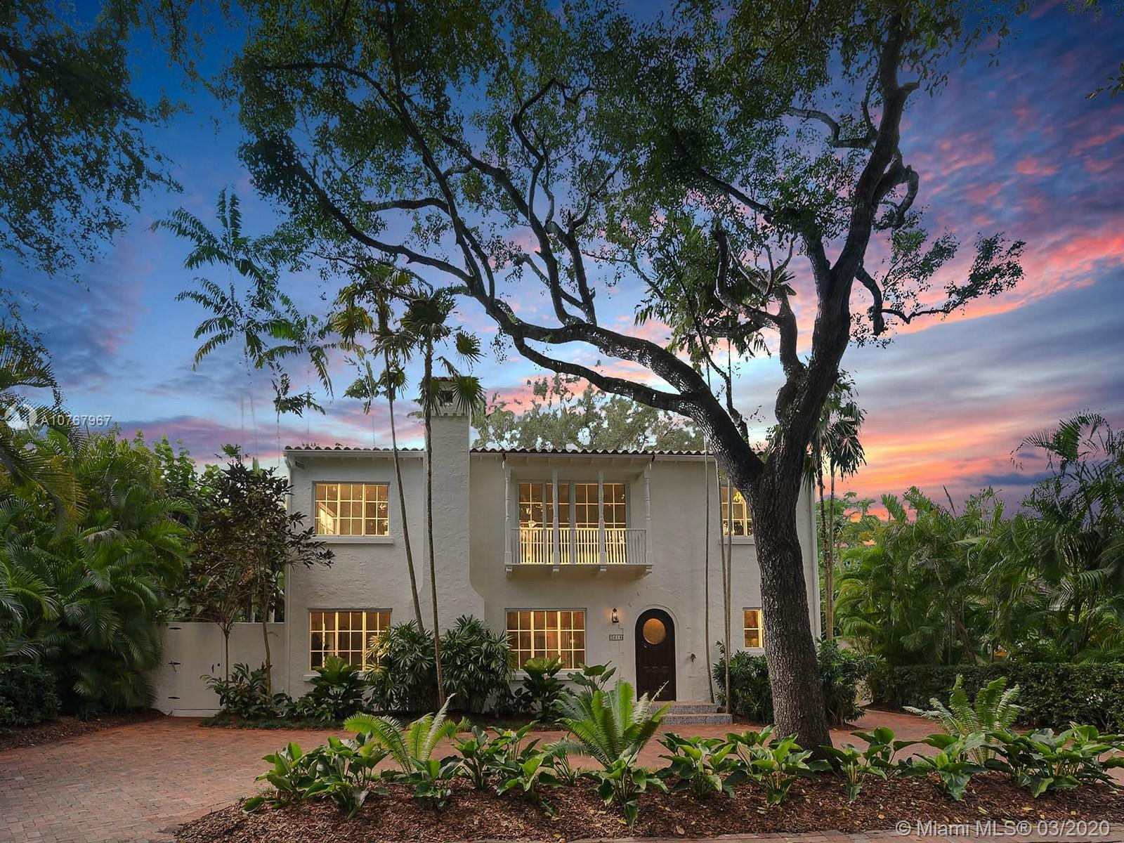 3614  Bayview Road  For Sale A10767967, FL