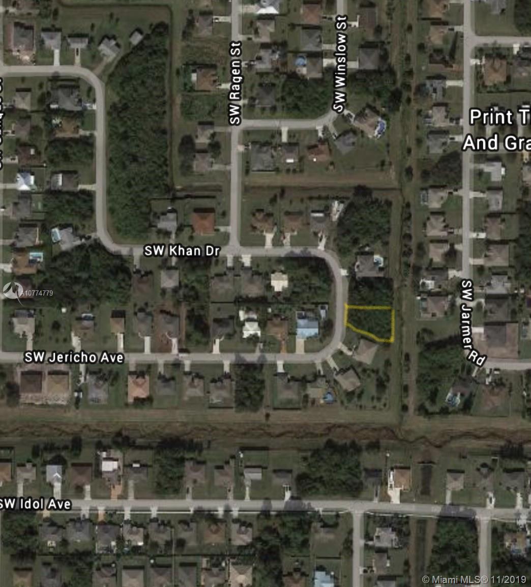 1189 SW Khan Dr, Port St. Lucie, FL 34953