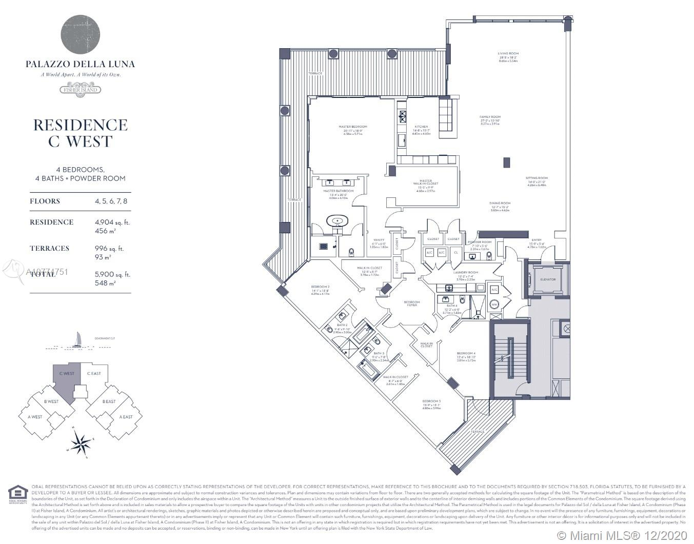 6883  Fisher Island Dr   6883