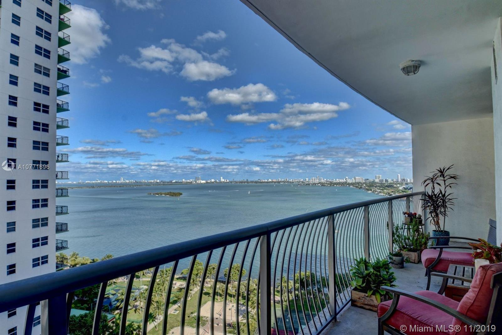 1750 N Bayshore Dr #2203 For Sale A10771696, FL