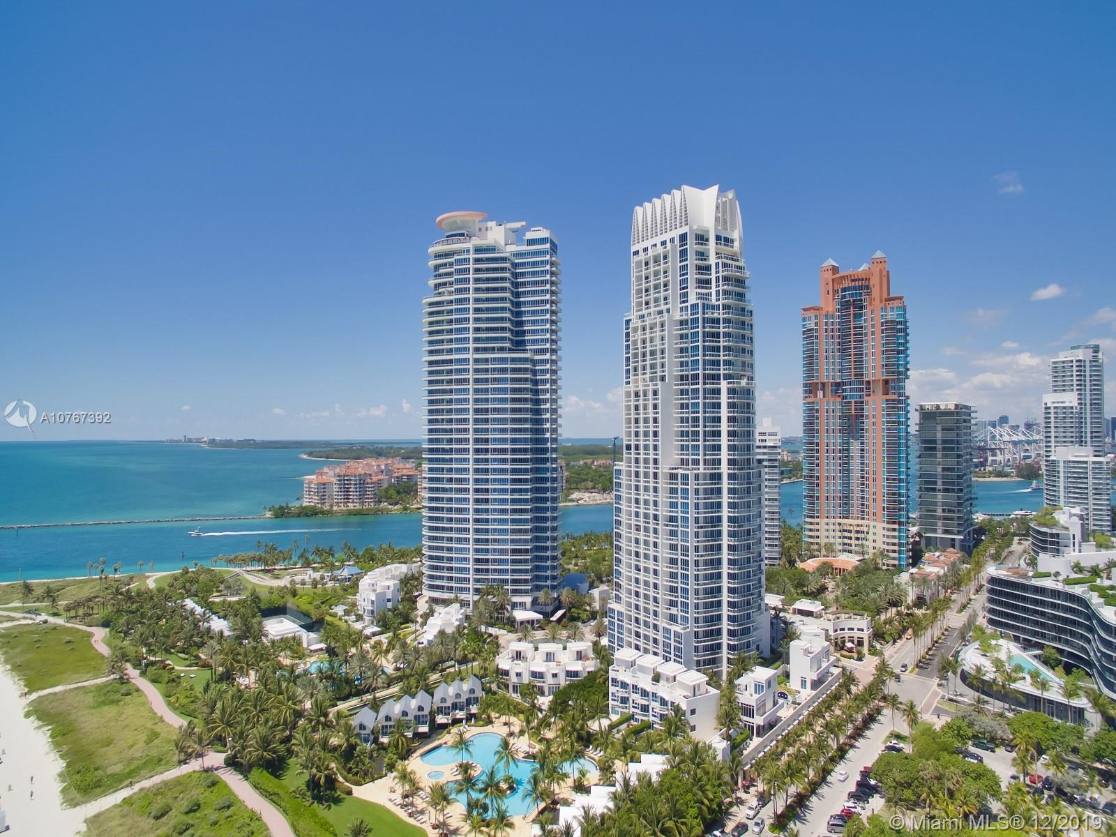 50 S Pointe Dr #616 For Sale A10767392, FL