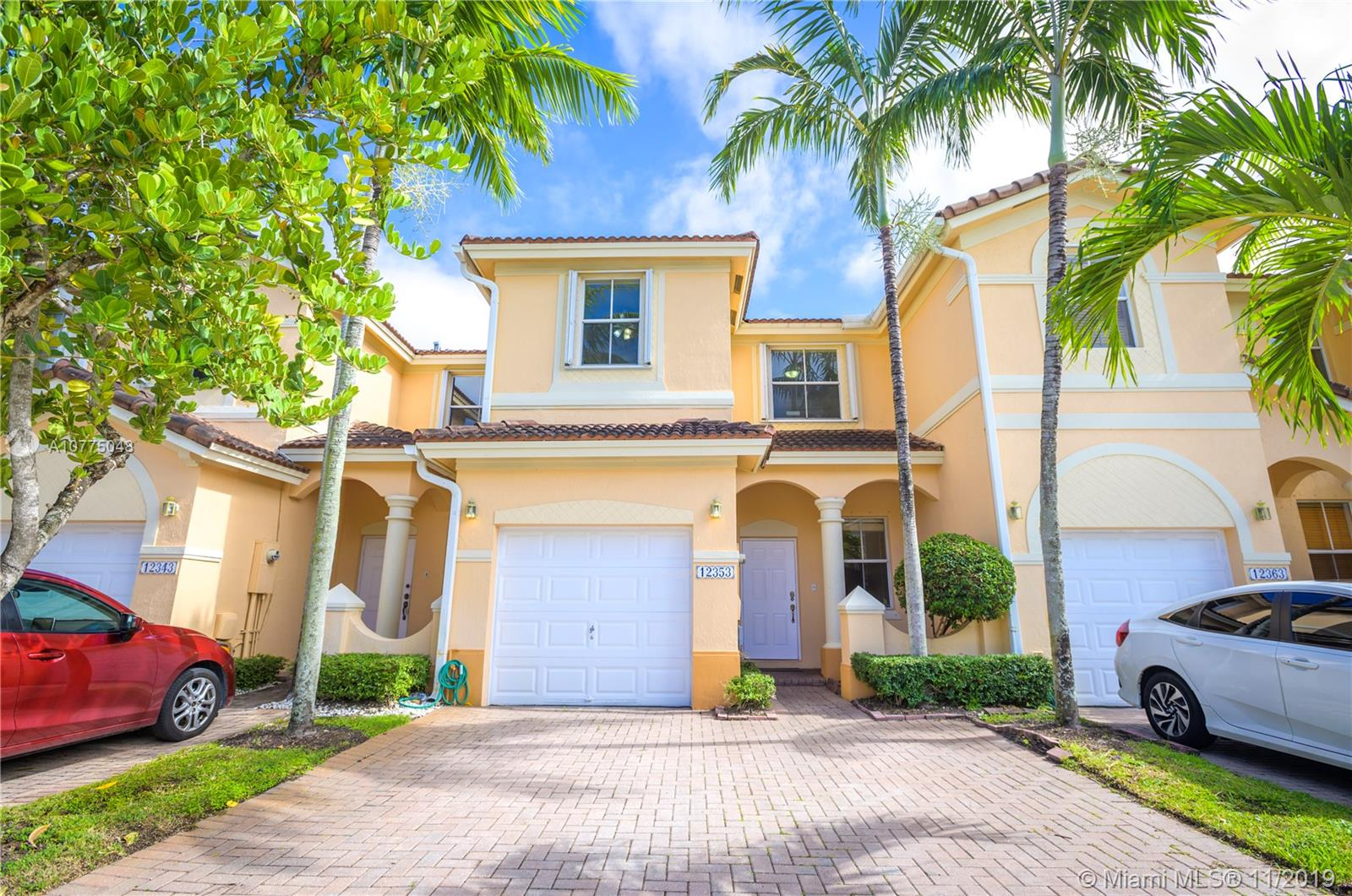 12353 SW 124th Path  For Sale A10775048, FL