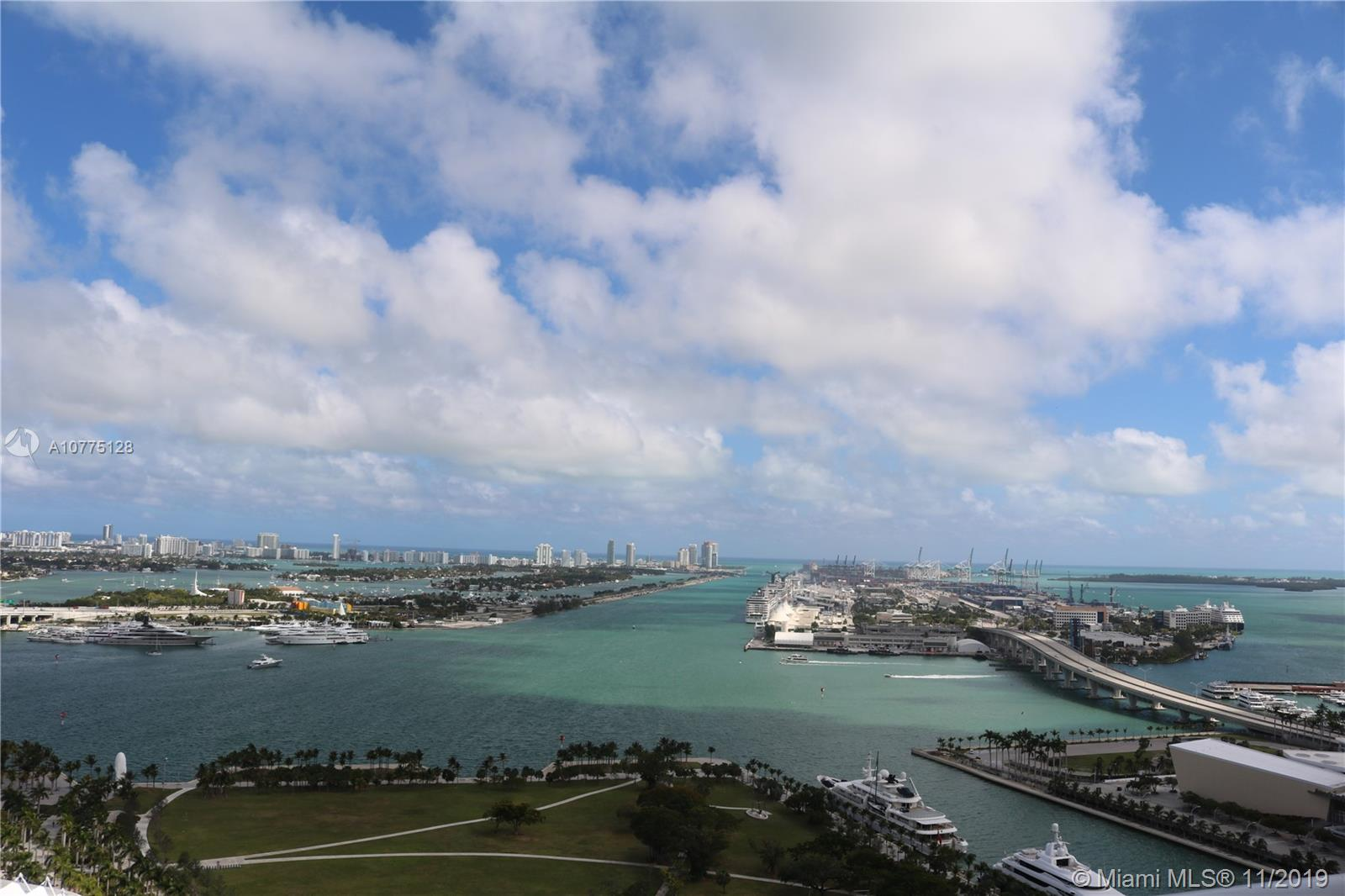 1040  Biscayne Blvd #2802 For Sale A10775128, FL
