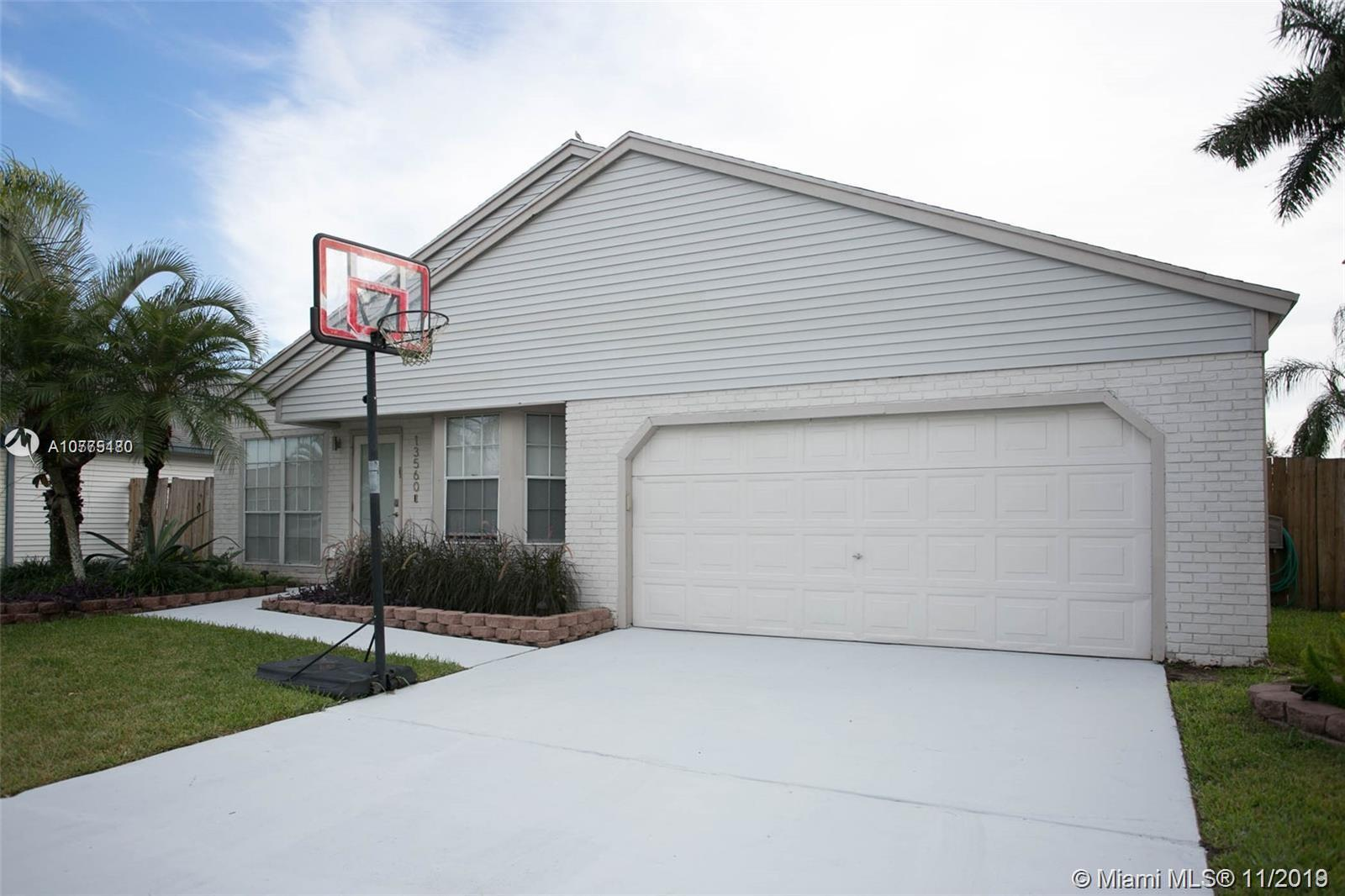 13560 SW 9th Ct  For Sale A10775180, FL