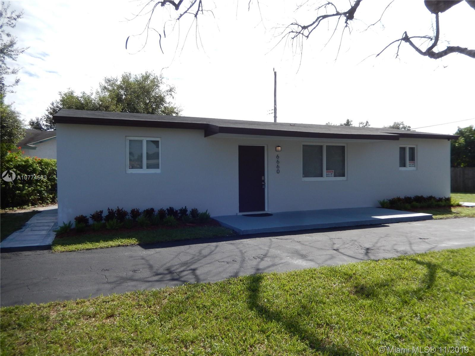 6660  Franklin St  For Sale A10774583, FL