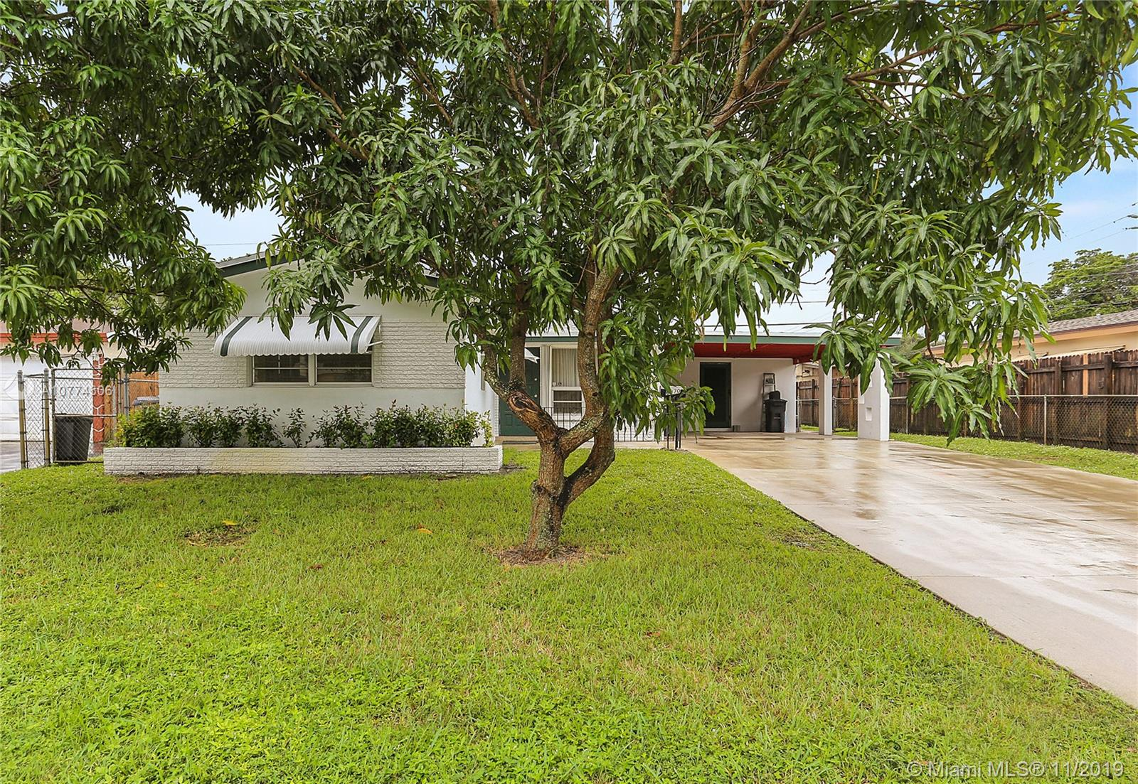 6370  Simms St  For Sale A10774306, FL