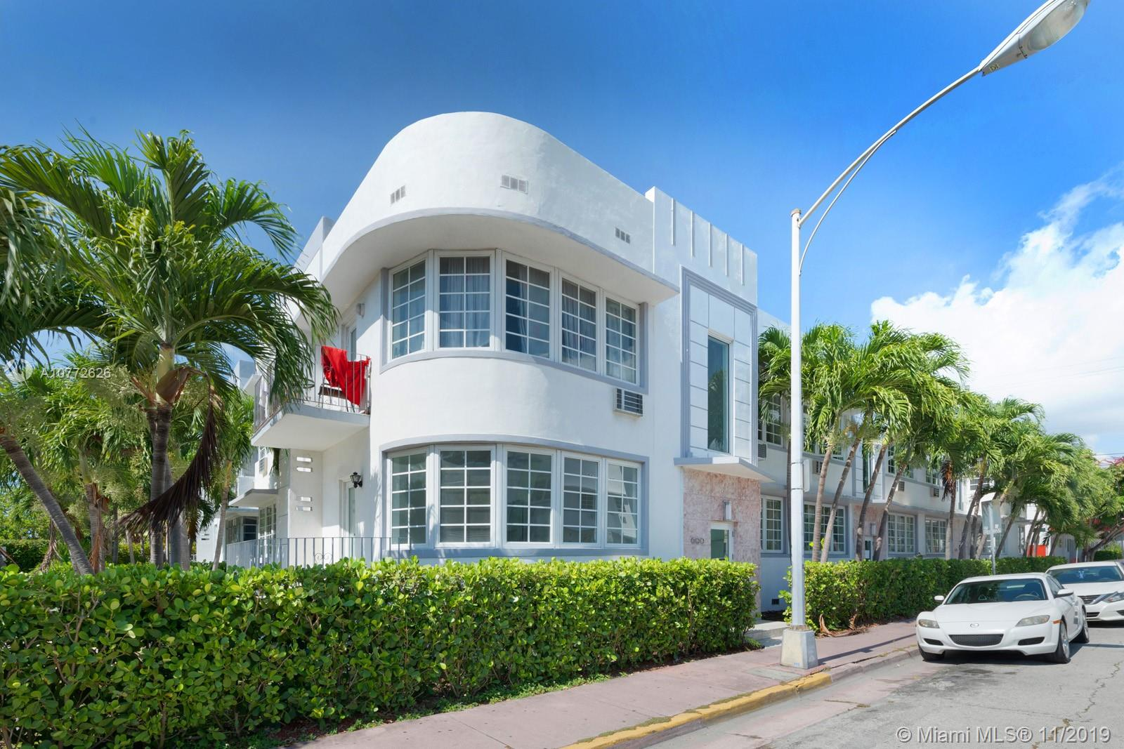 610  12th St #8 For Sale A10772626, FL