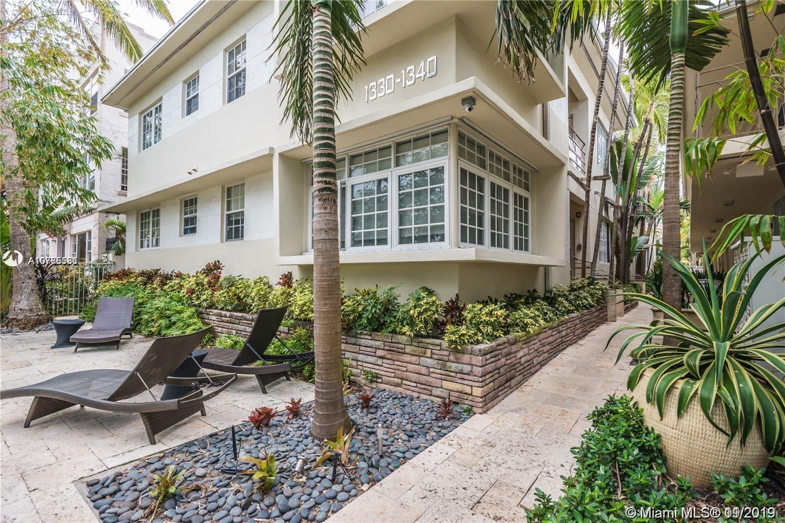 1340 S Drexel Ave #303 For Sale A10775531, FL