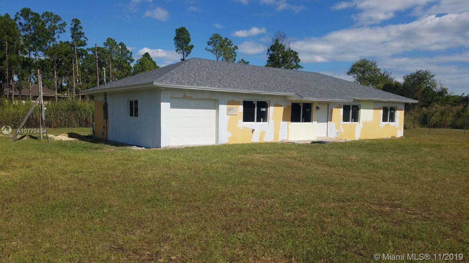 16195 SW 172nd St  For Sale A10775454, FL