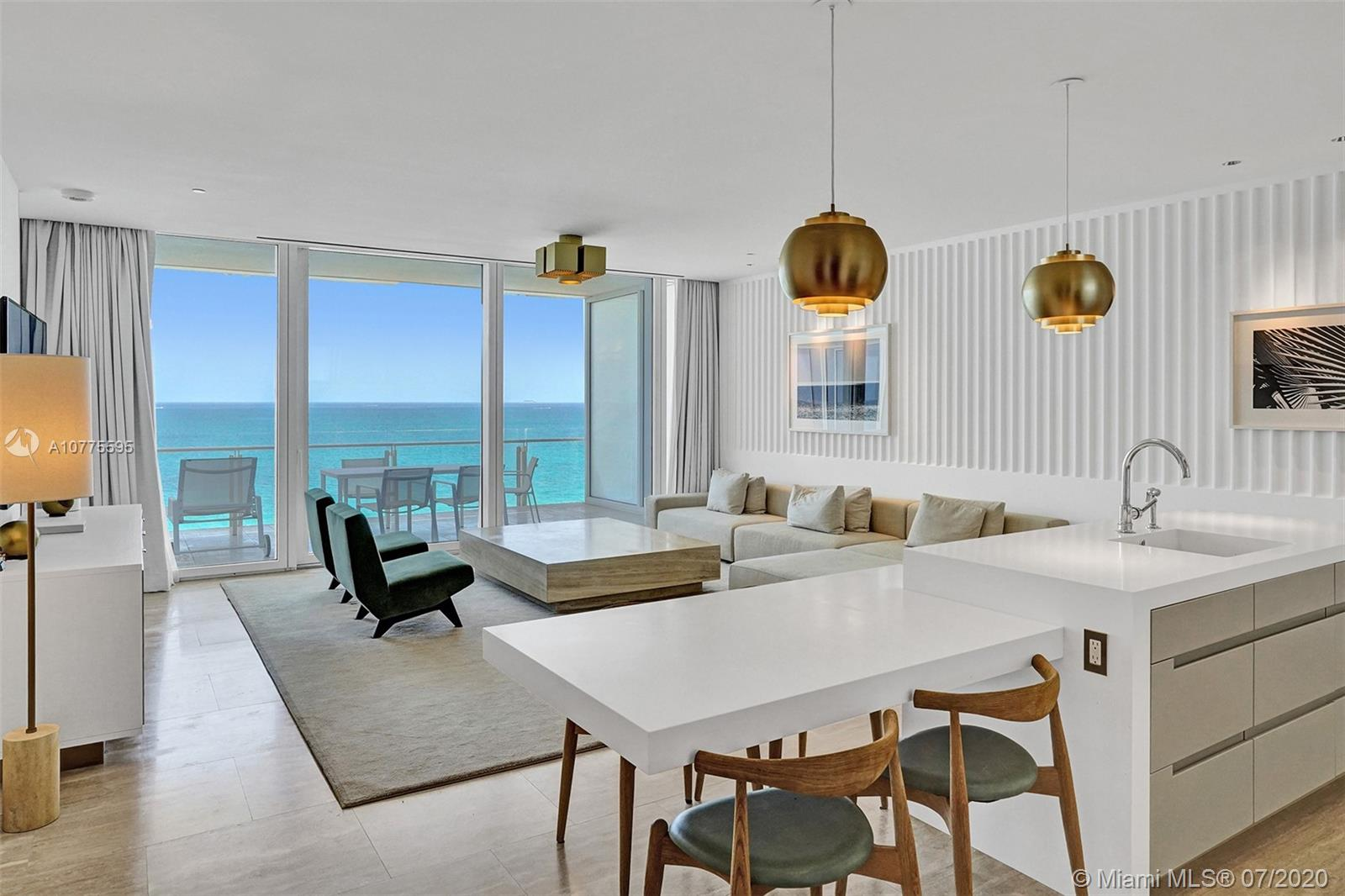 9111  Collins Ave #N-1013 For Sale A10775595, FL