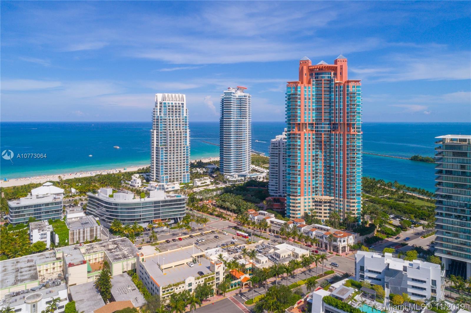 300 S Pointe Dr #3304, Miami Beach FL 33139