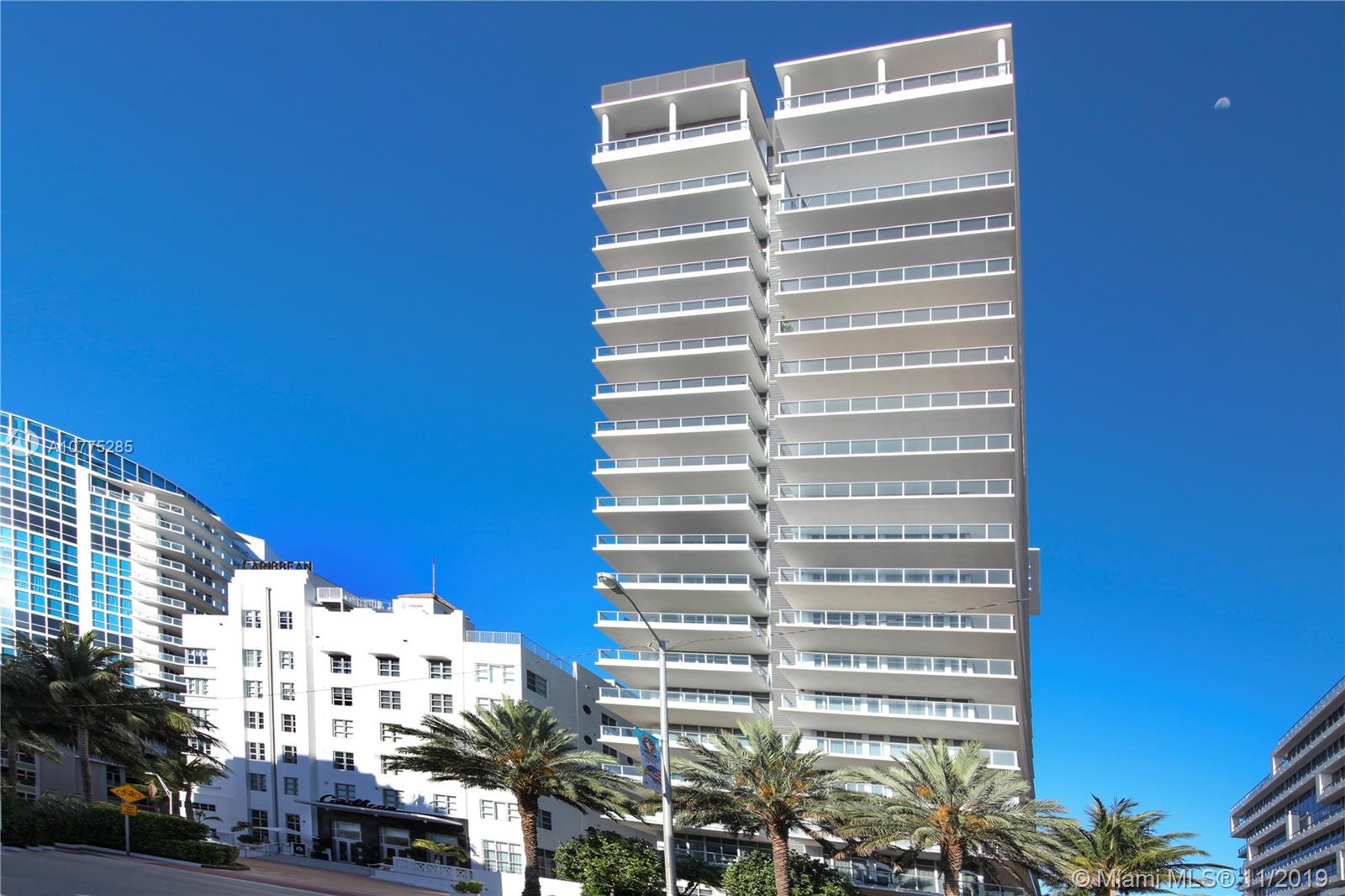 3737  Collins Ave #S-604 For Sale A10775285, FL