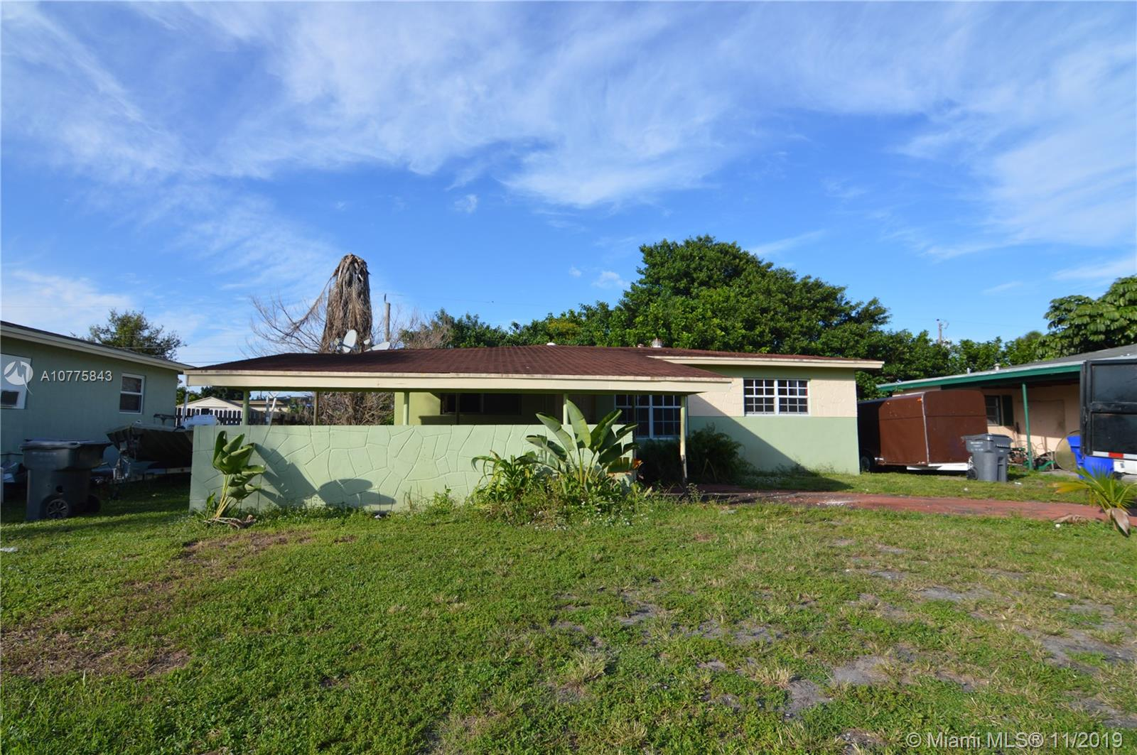 6521  Flagler St  For Sale A10775843, FL