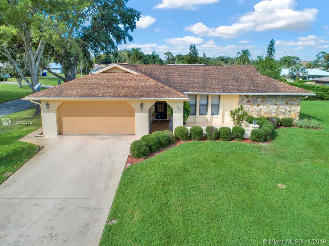 1830 Pasco Dr, Other City - In The State Of Florida, FL 33870