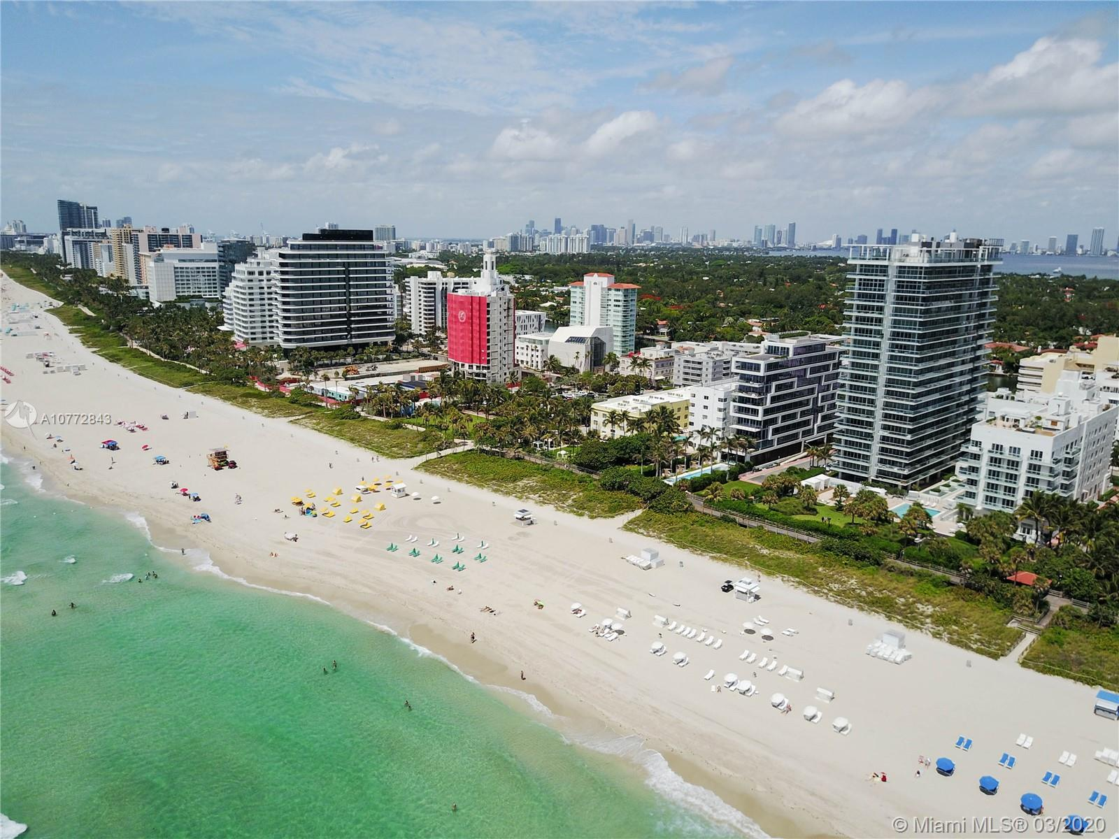 3737  Collins Ave #S-403 For Sale A10772843, FL