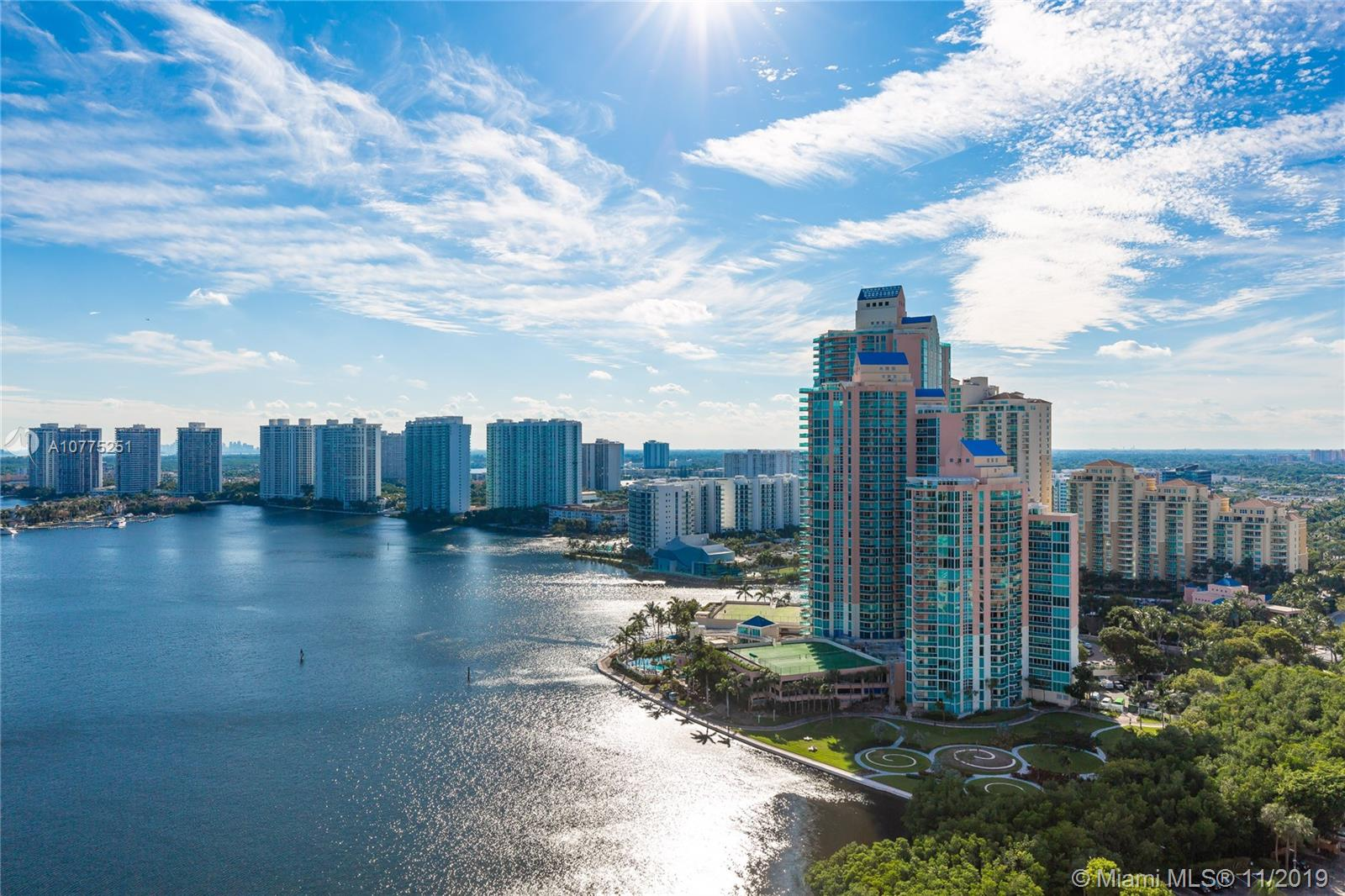 3530  Mystic Pointe Dr #2704 For Sale A10775251, FL