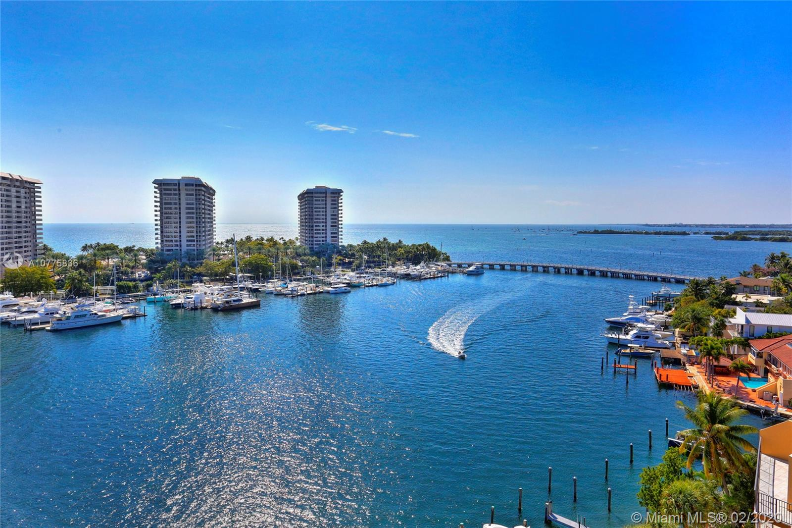 1690 S Bayshore Ln #10A For Sale A10775836, FL