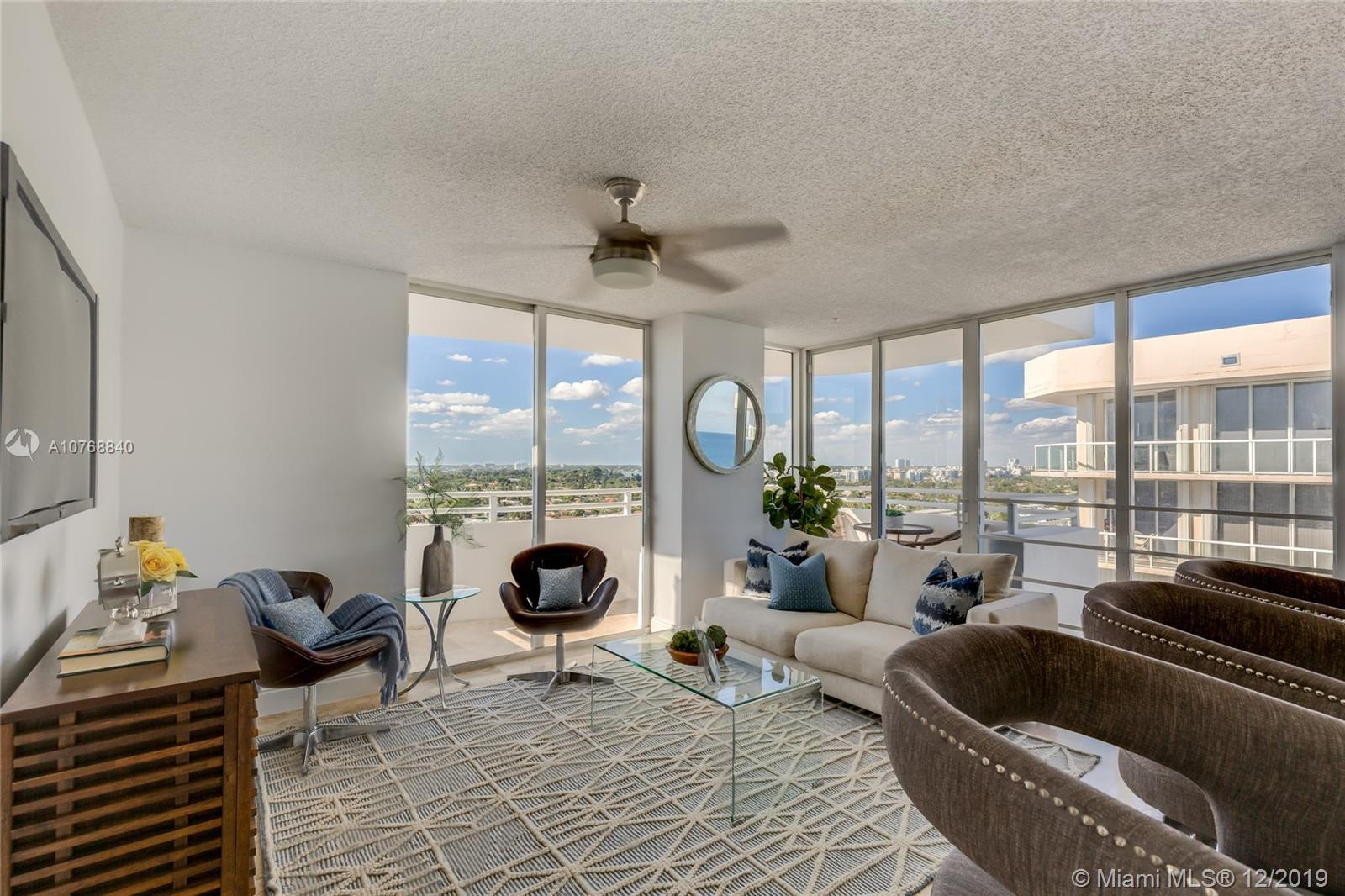 8911  Collins Ave #1201 For Sale A10768840, FL