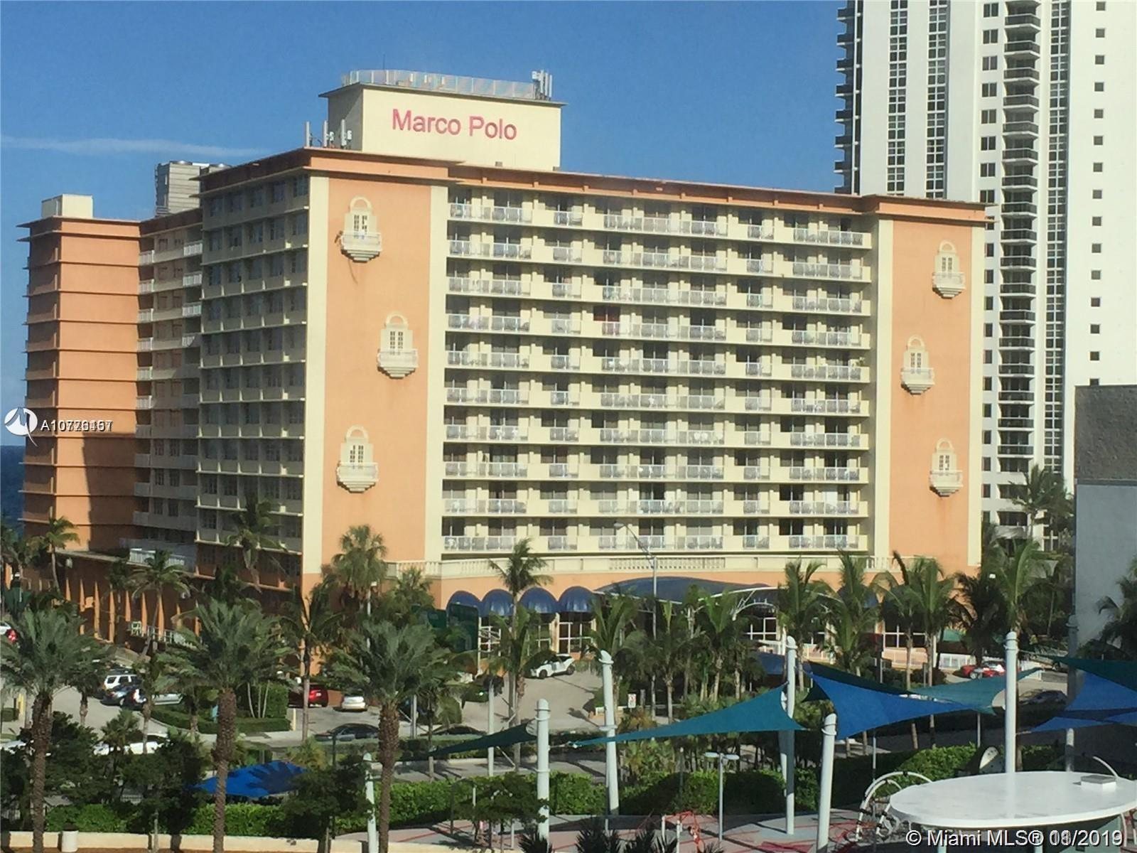 19201  Collins Ave #519 For Sale A10776157, FL