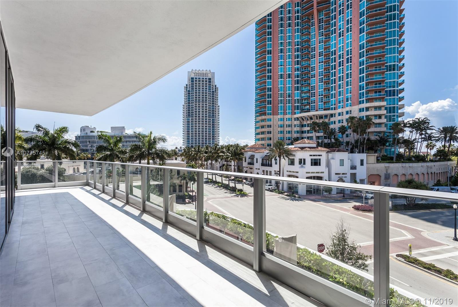 801 S Pointe Dr #306 For Sale A10775745, FL