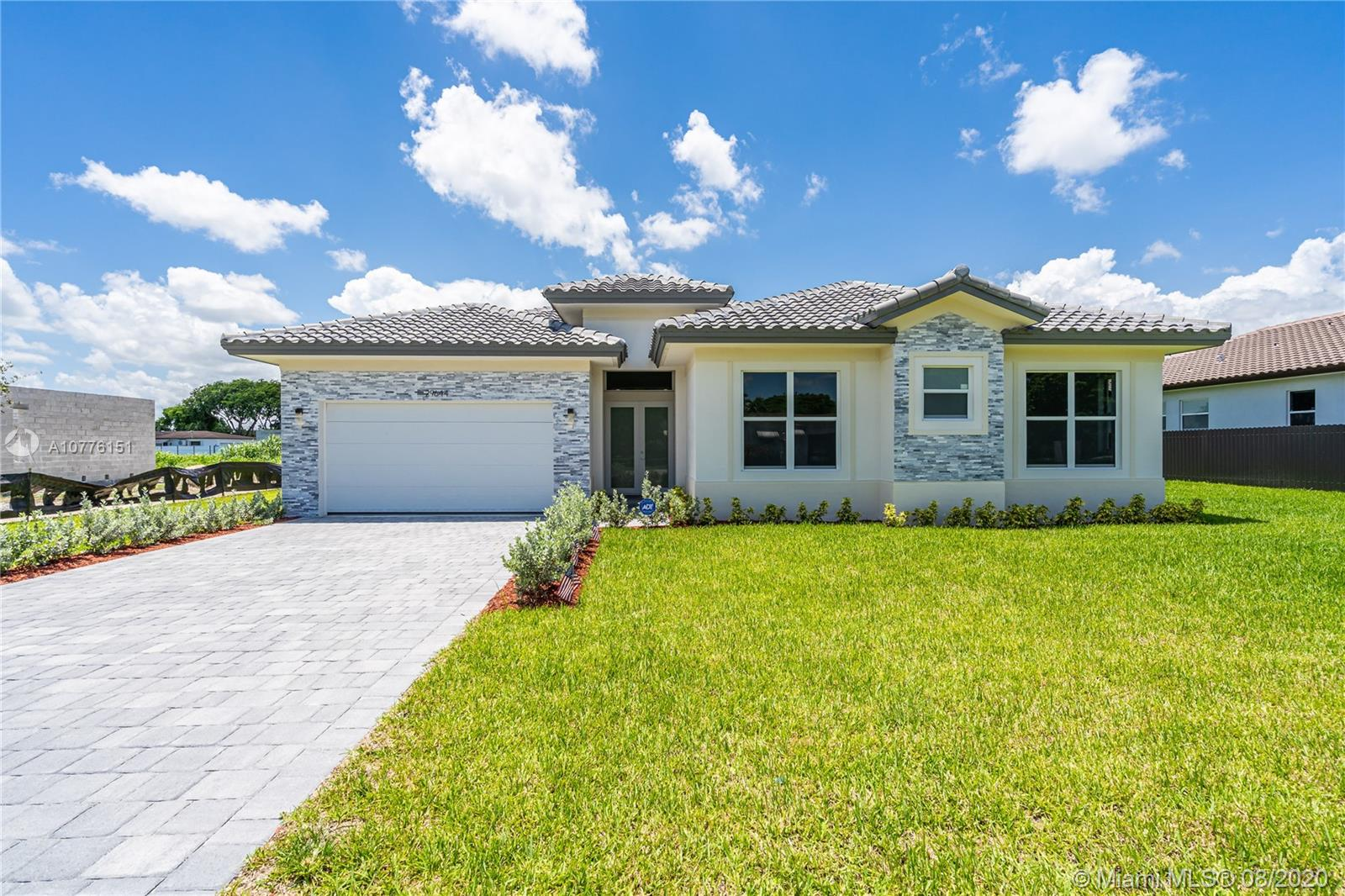 29601 SW 168 AVE  For Sale A10776151, FL