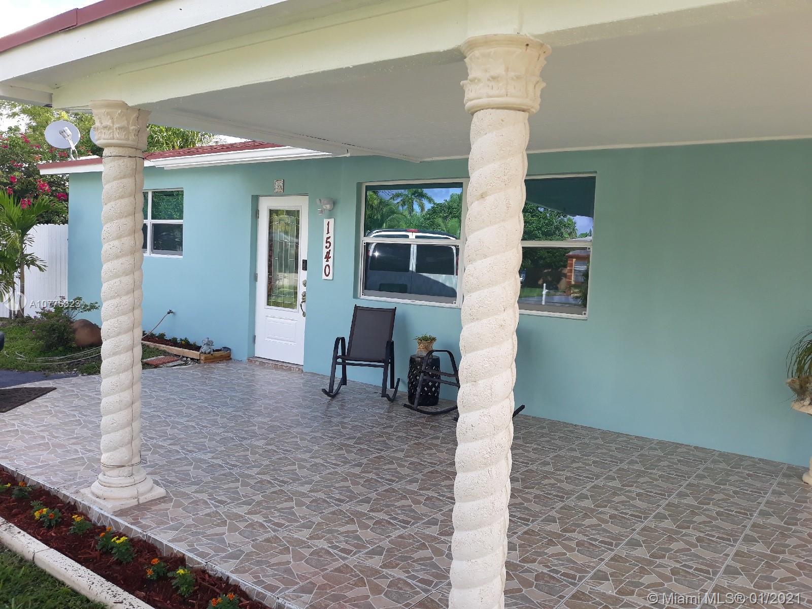 1540 SW 61st Ave, North Lauderdale, FL 33068