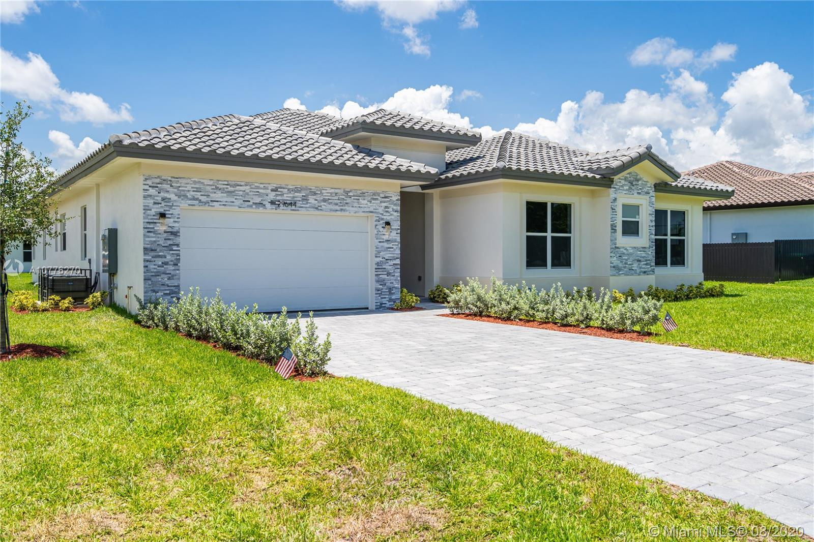 29681 SW 169 AVE  For Sale A10776270, FL