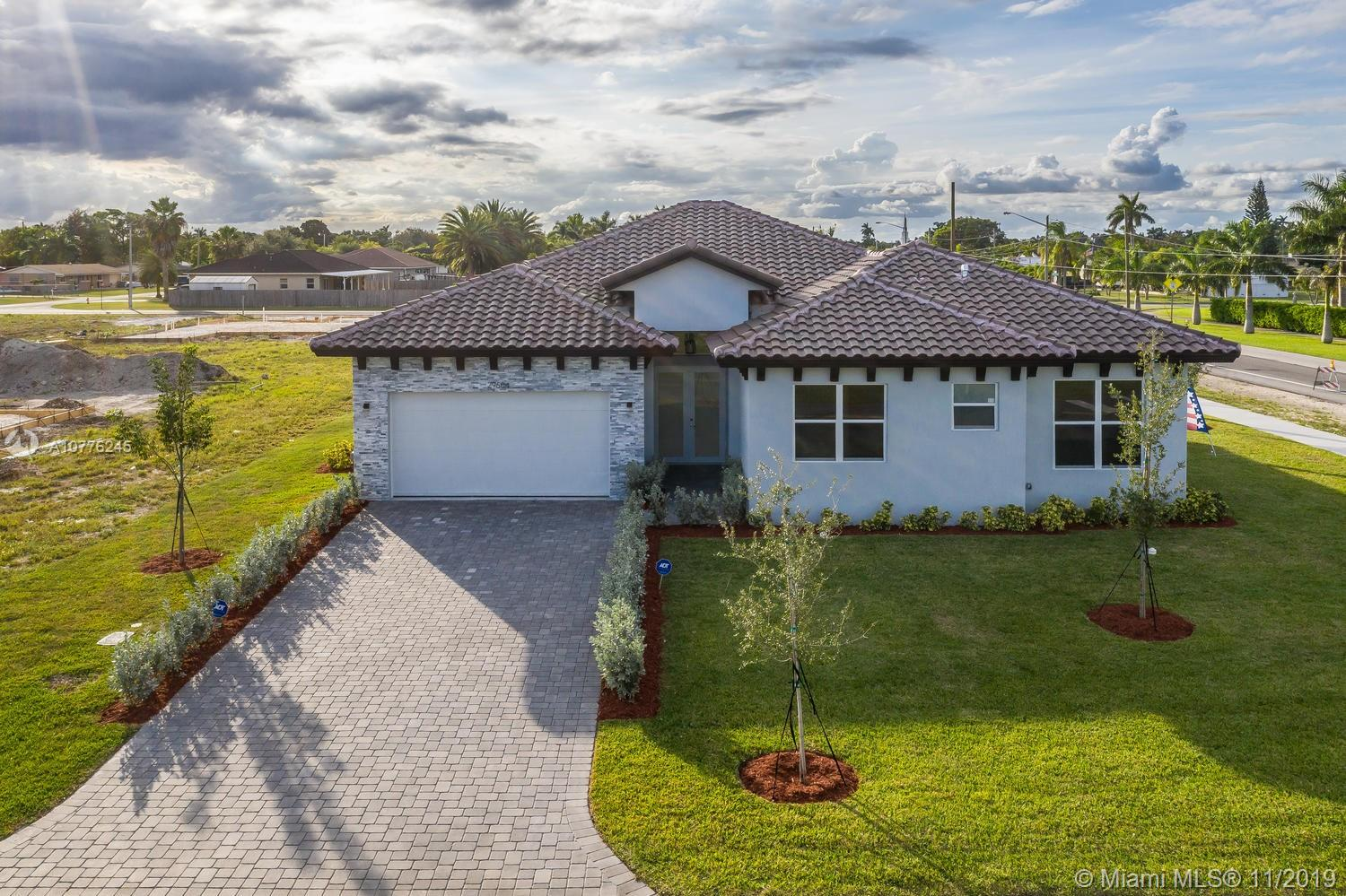 29604 SW 169  For Sale A10776245, FL
