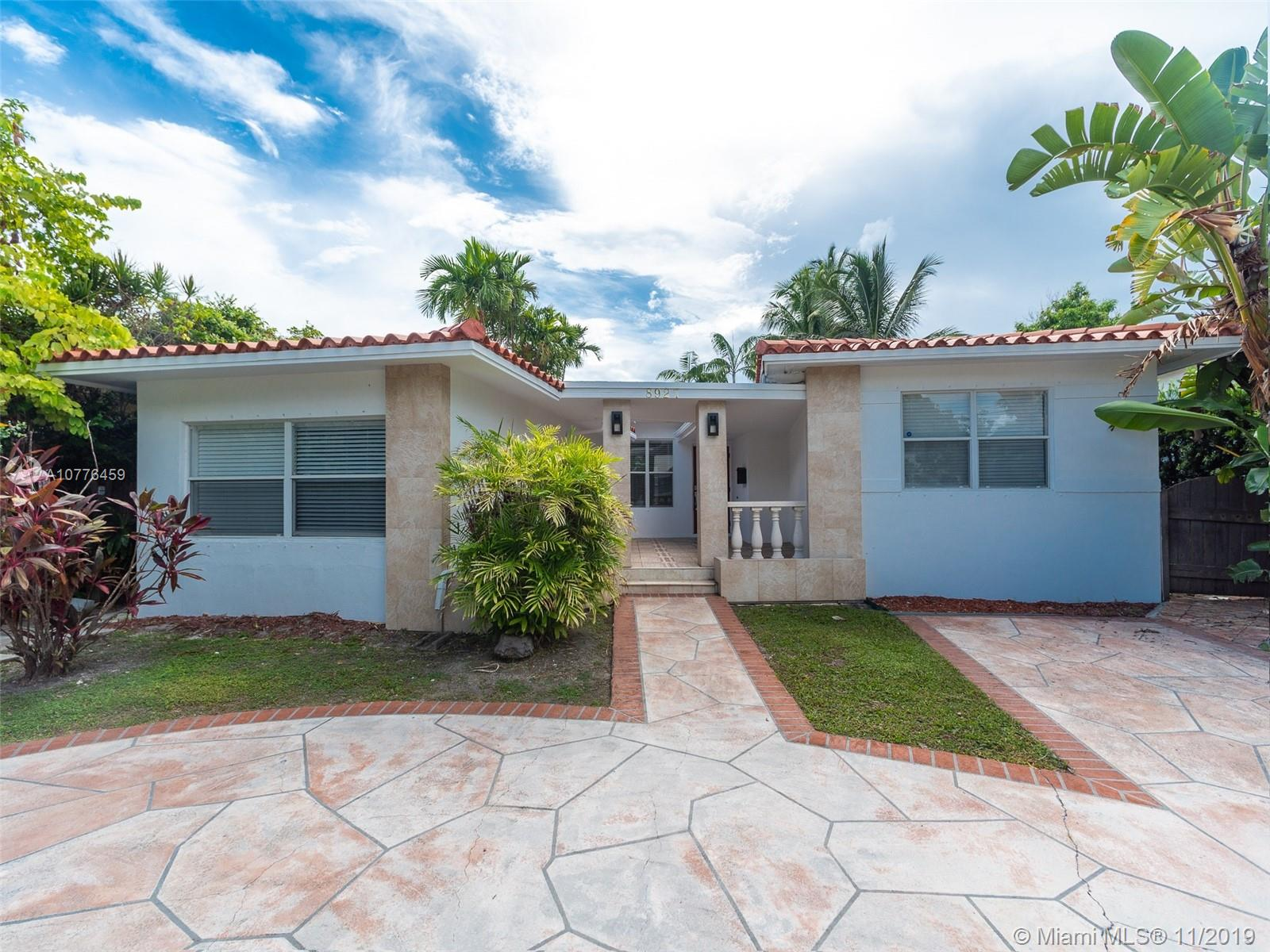 8927  Byron Ave  For Sale A10776459, FL