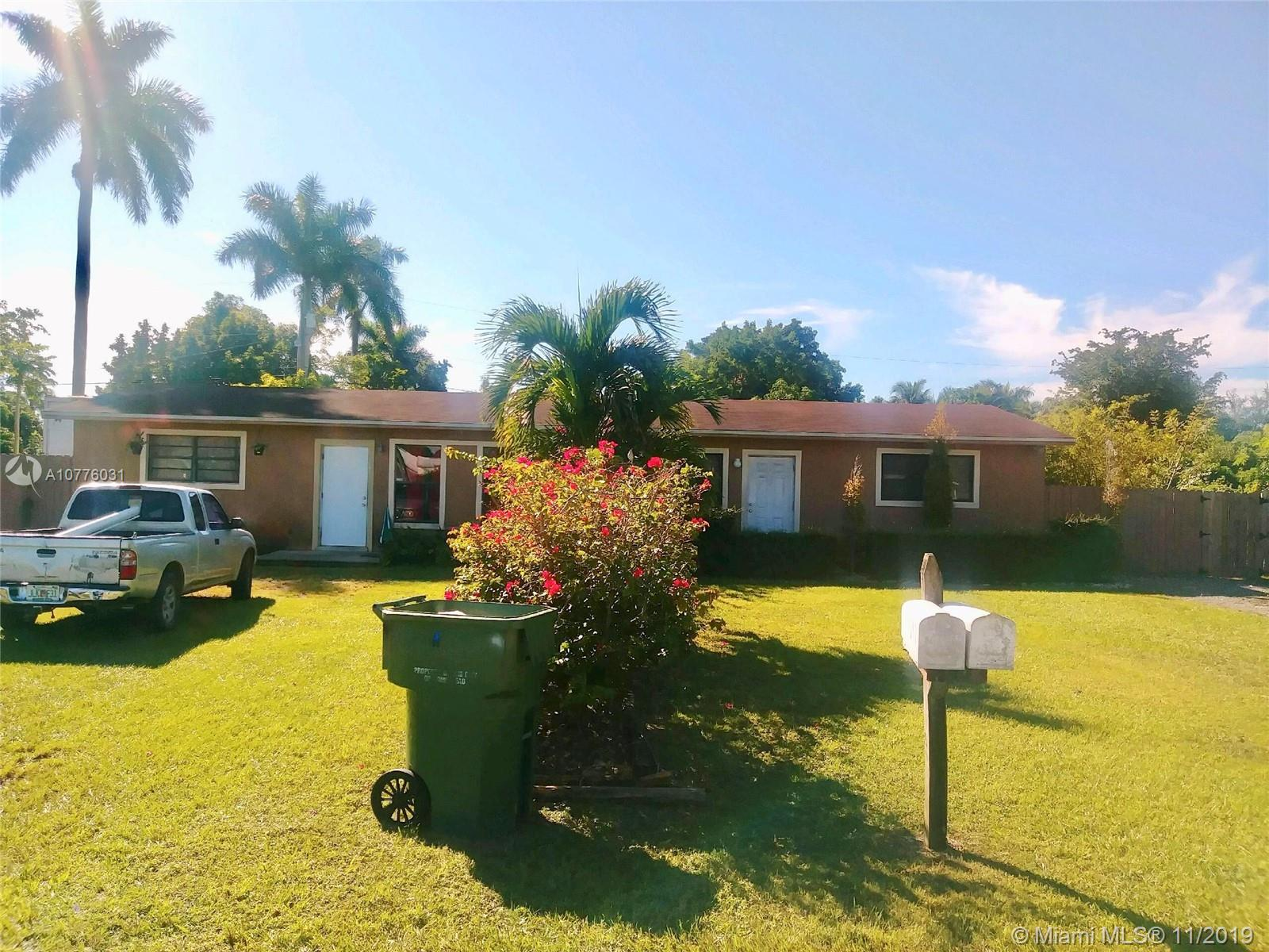 860 NW 13th St  For Sale A10776031, FL