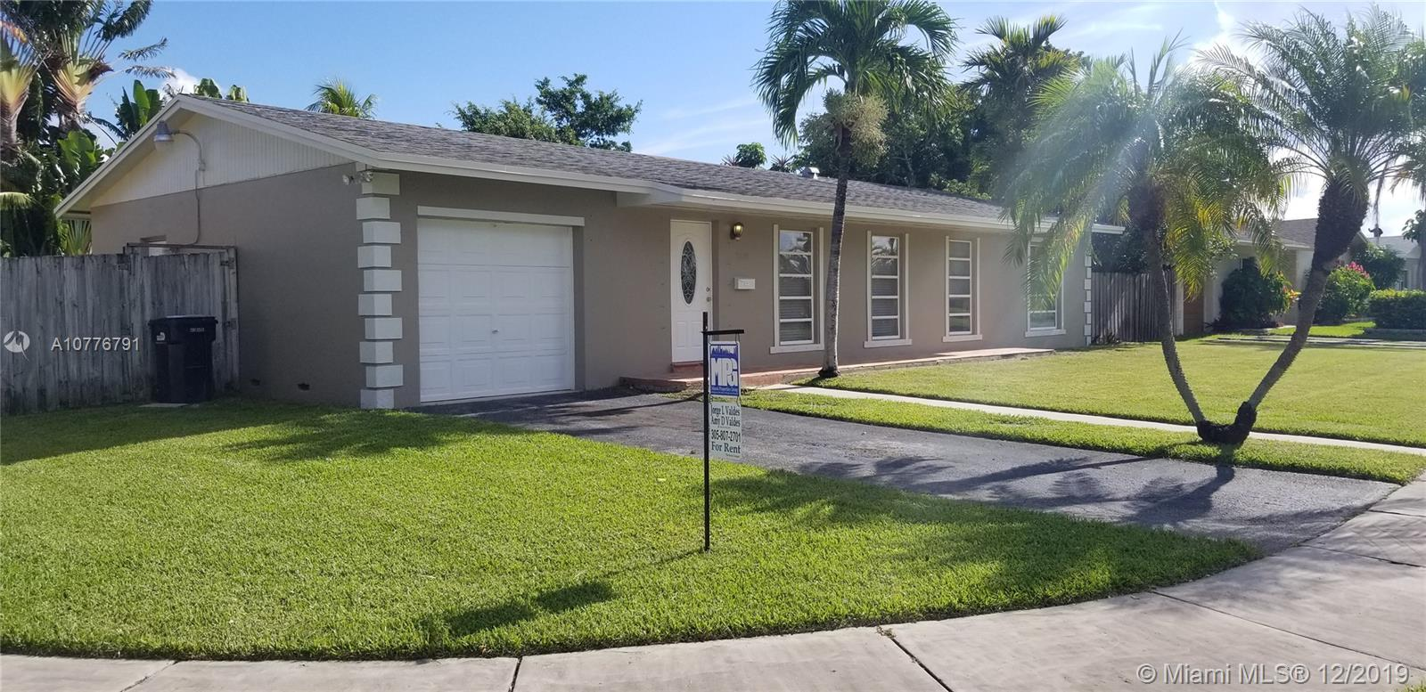 9249 SW 183rd Ter  For Sale A10776791, FL