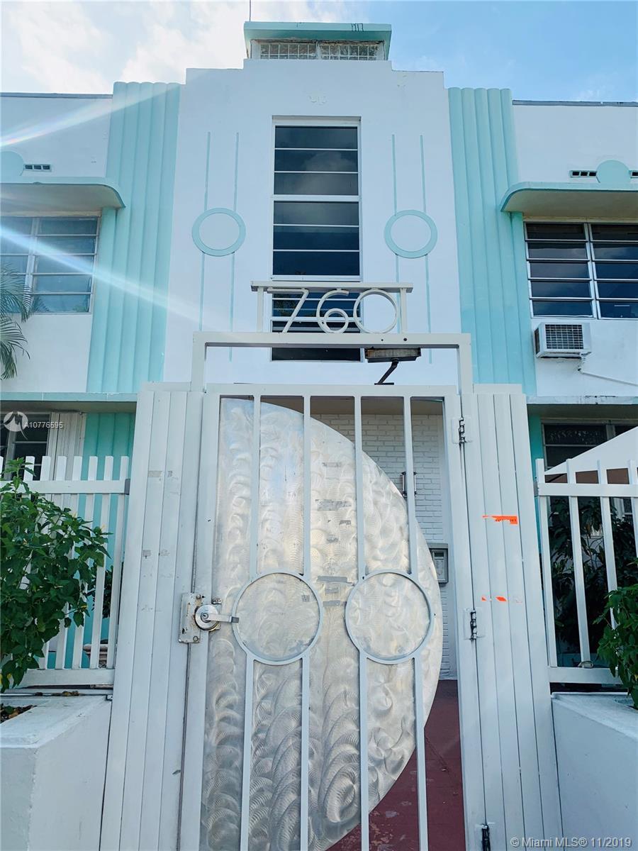760  Jefferson Ave #16 For Sale A10776595, FL