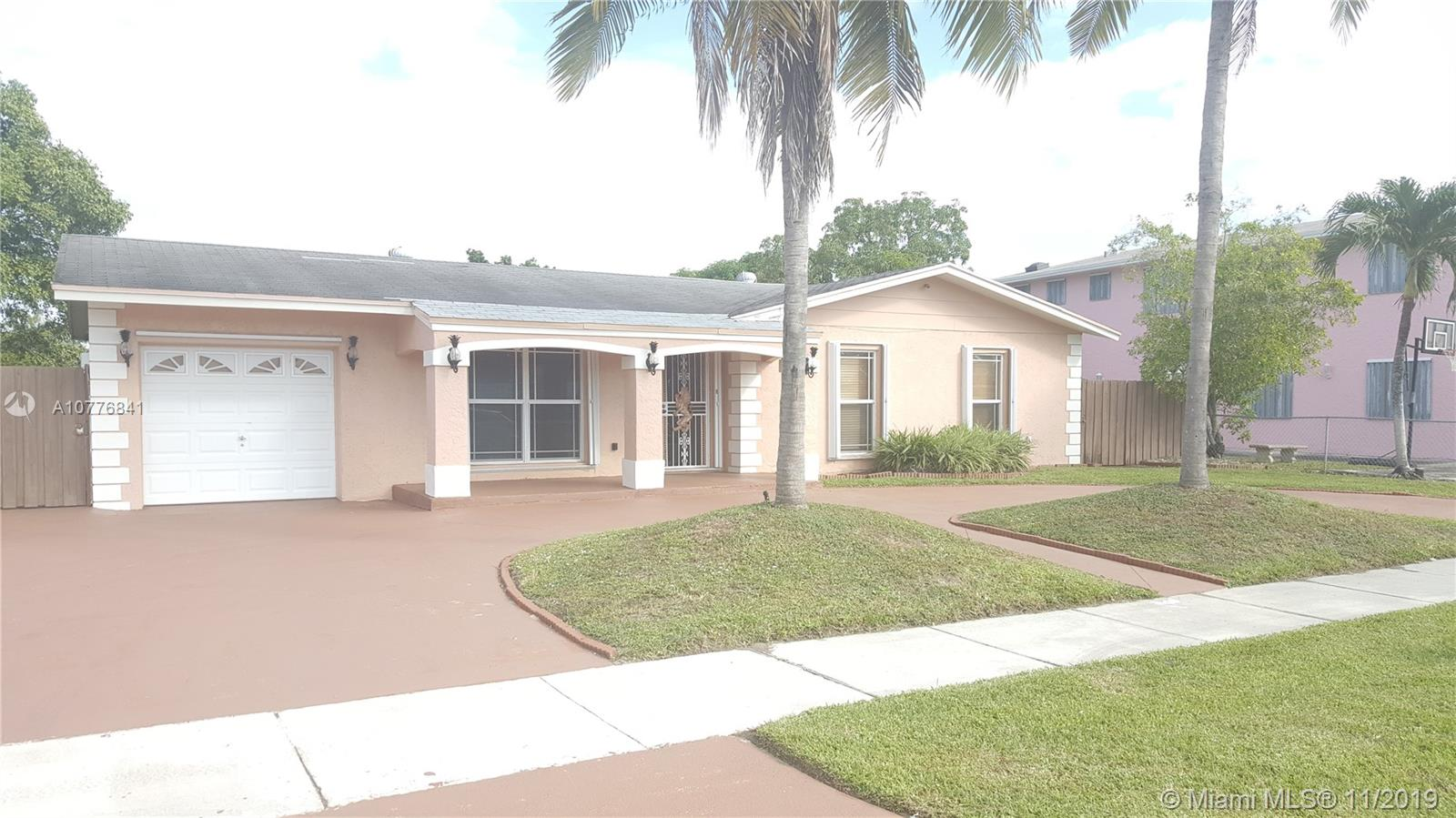 10931 SW 143rd Ter  For Sale A10776841, FL