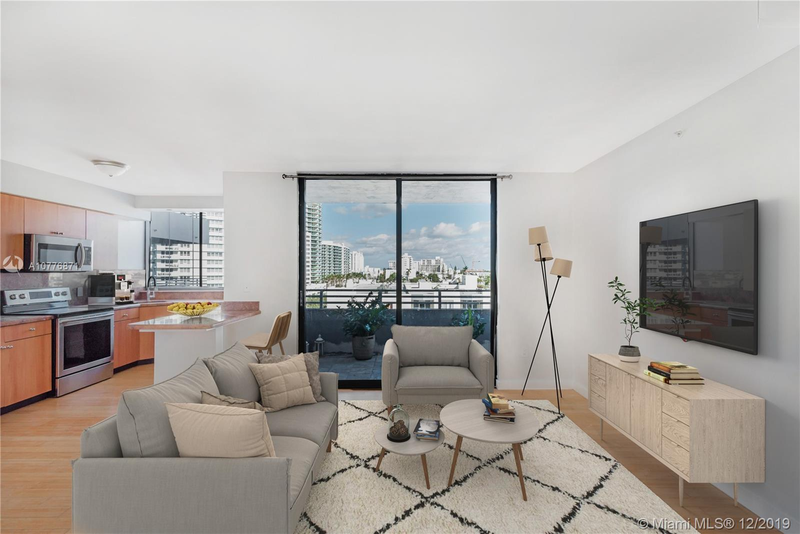 1330  West Ave #609 For Sale A10776871, FL