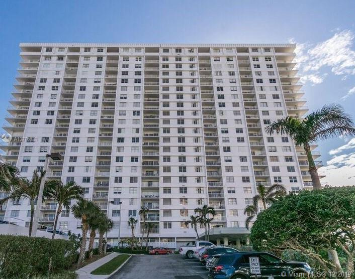 500  Bayview Dr #421 For Sale A10776821, FL