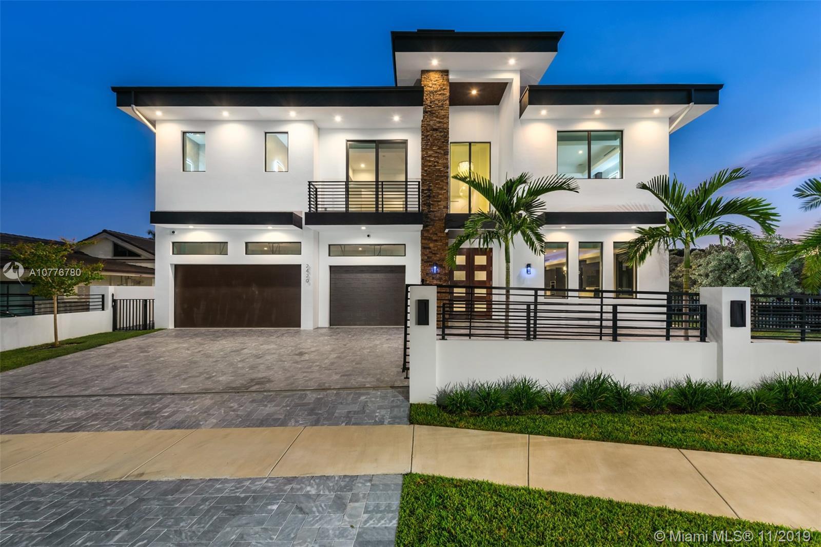 2420 NE 49th St  For Sale A10776780, FL