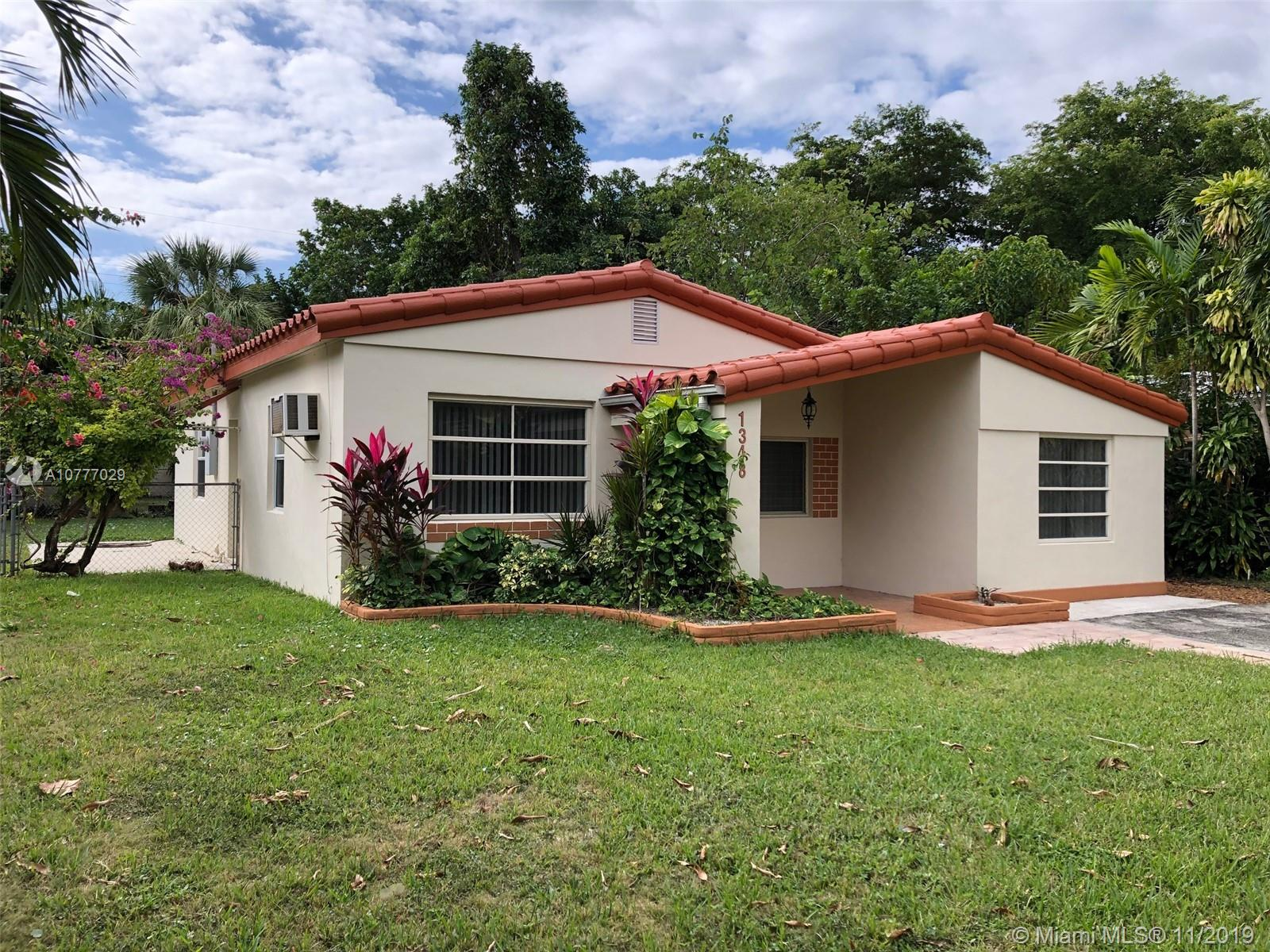 1348 NE 182nd St  For Sale A10777029, FL