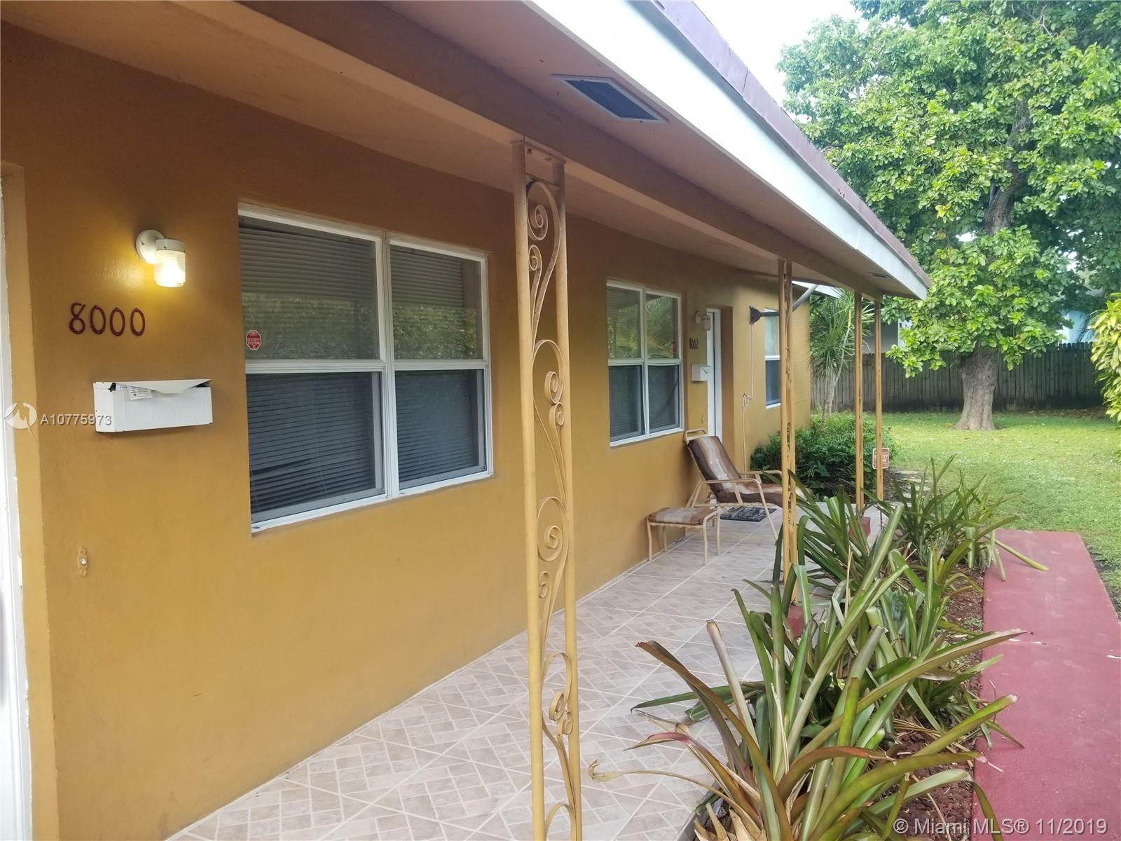 8000 NW 12th Ct  For Sale A10775973, FL
