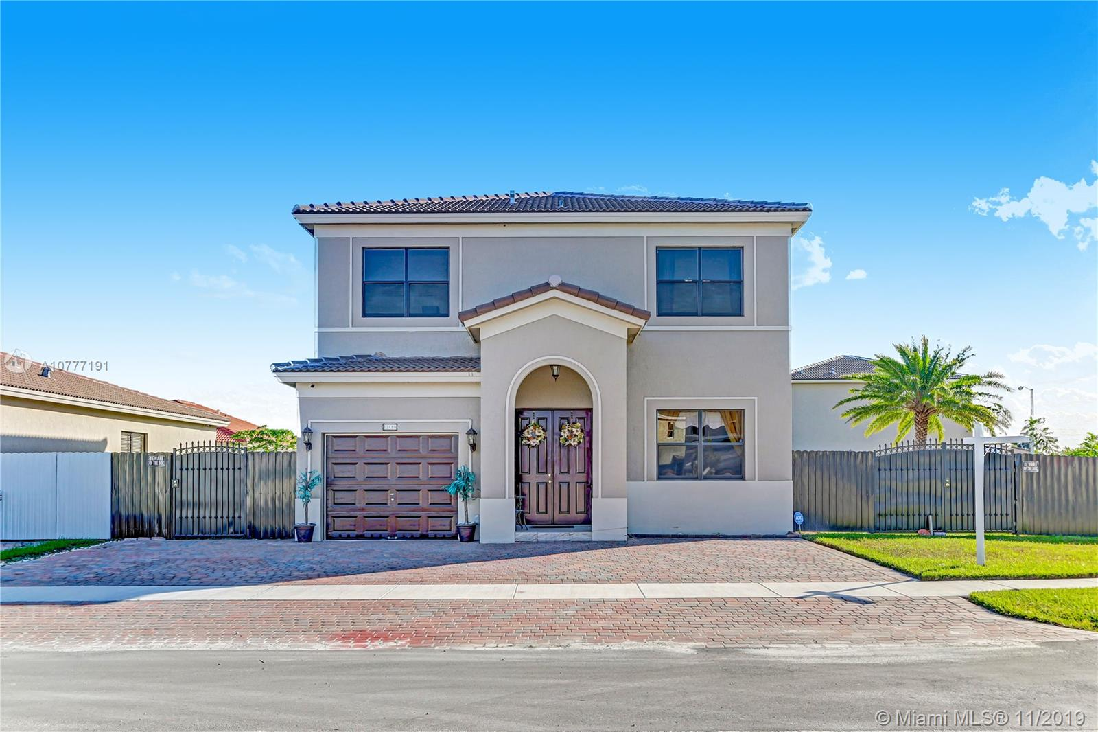 13480 SW 276th St  For Sale A10777191, FL