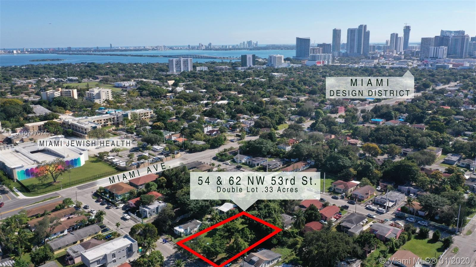 54 NW 53rd St  For Sale A10777074, FL