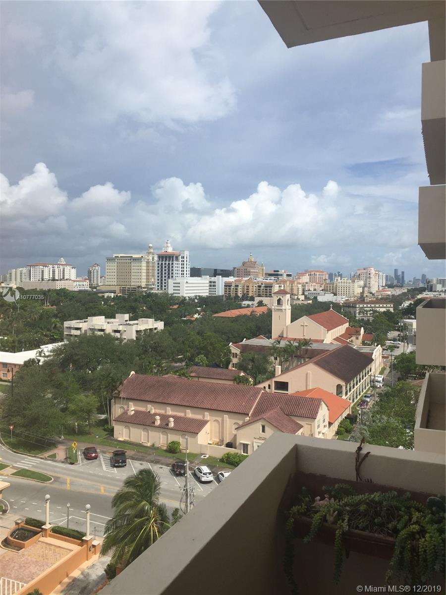 625  Biltmore Way #1106 For Sale A10777035, FL