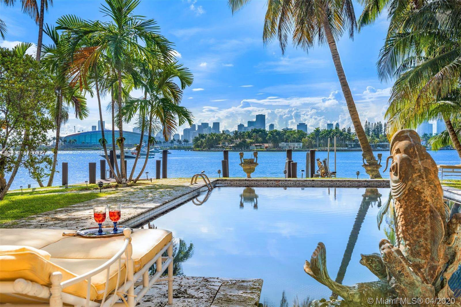 14 Star Island Dr, Miami Beach, FL 33139