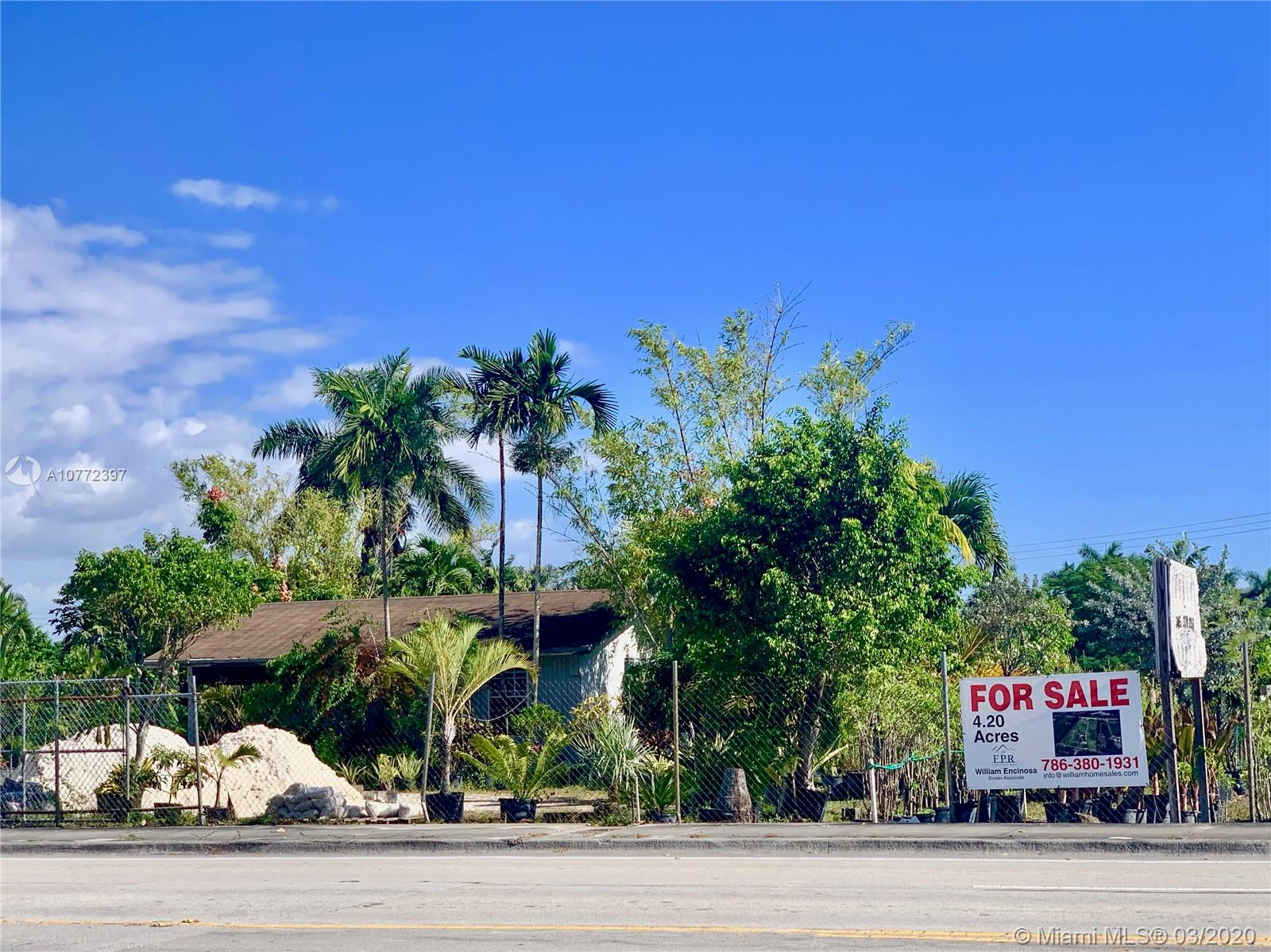 5925 SW 127th Ave  For Sale A10772397, FL