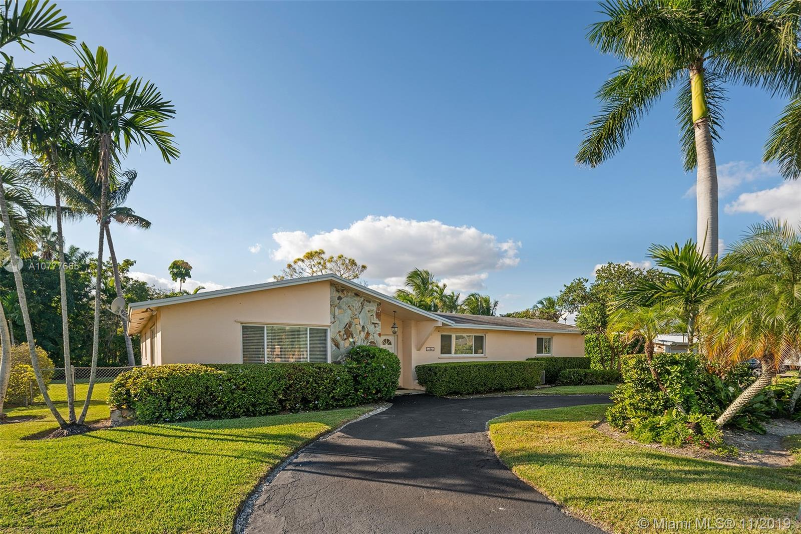 14340 SW 78th Ave  For Sale A10777665, FL