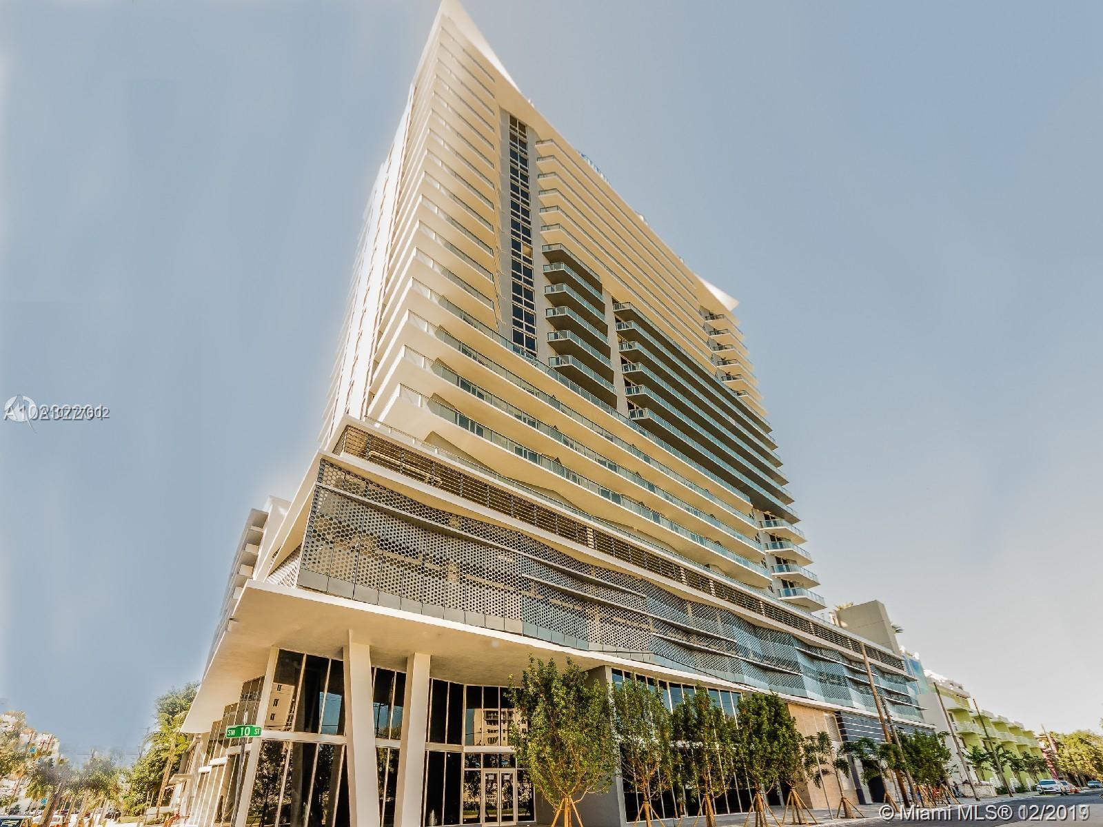 1010 SW 2nd Ave #1608 For Sale A10777602, FL